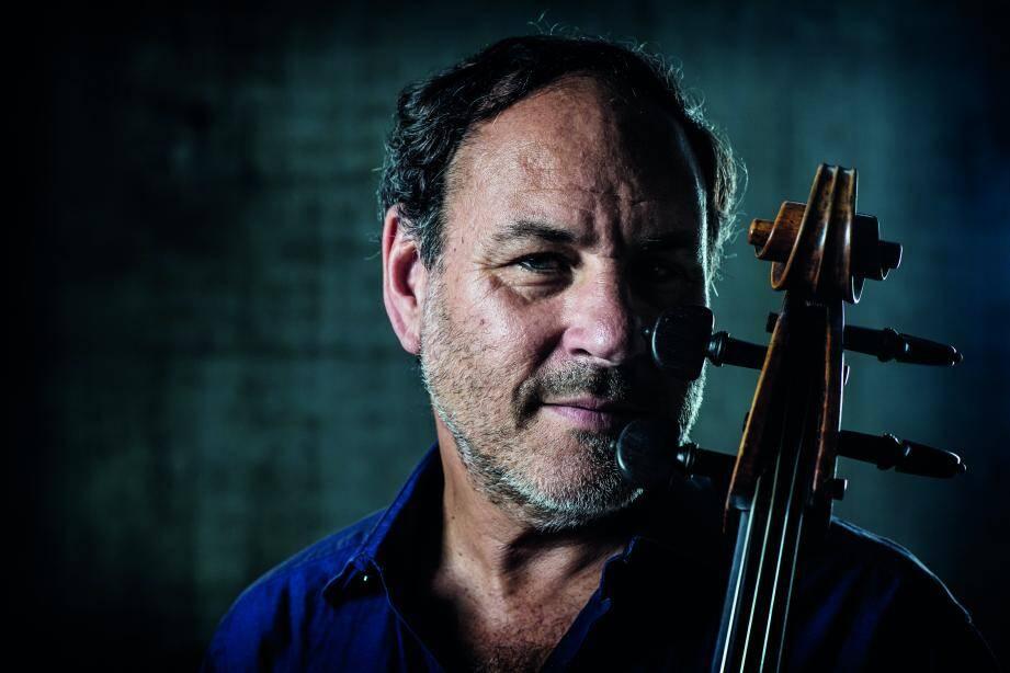 Gary Hoffman, virtuose en tête d'affiche, assurera le concert inaugural du festival.