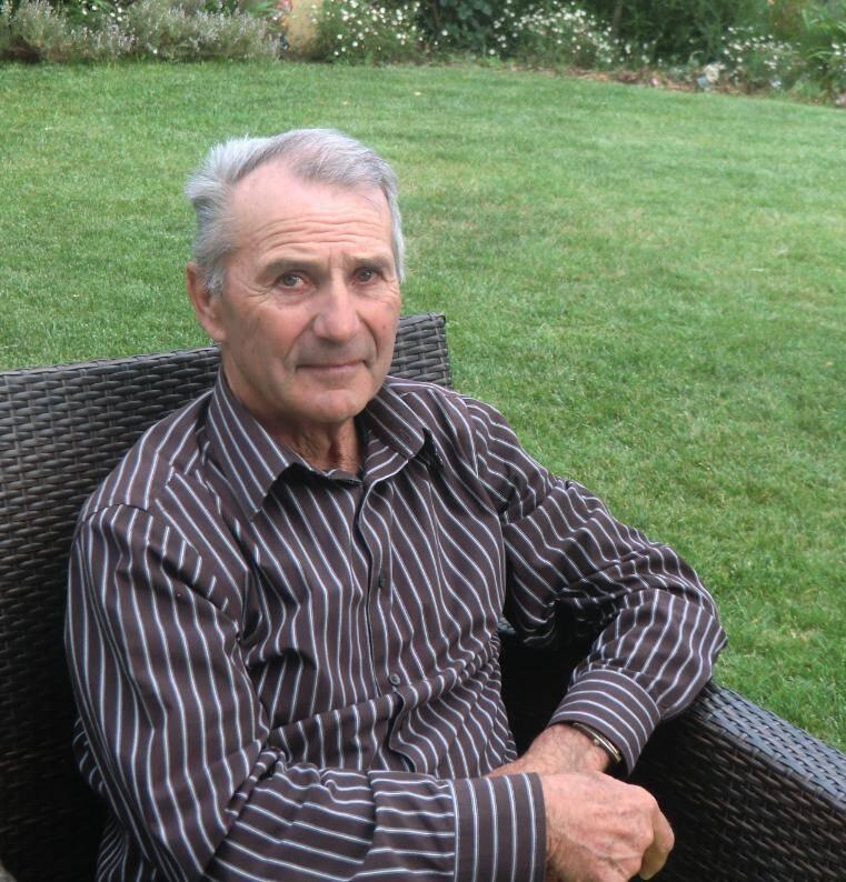 Jean Dalmasso nous a quittés à 80 ans..(DR)