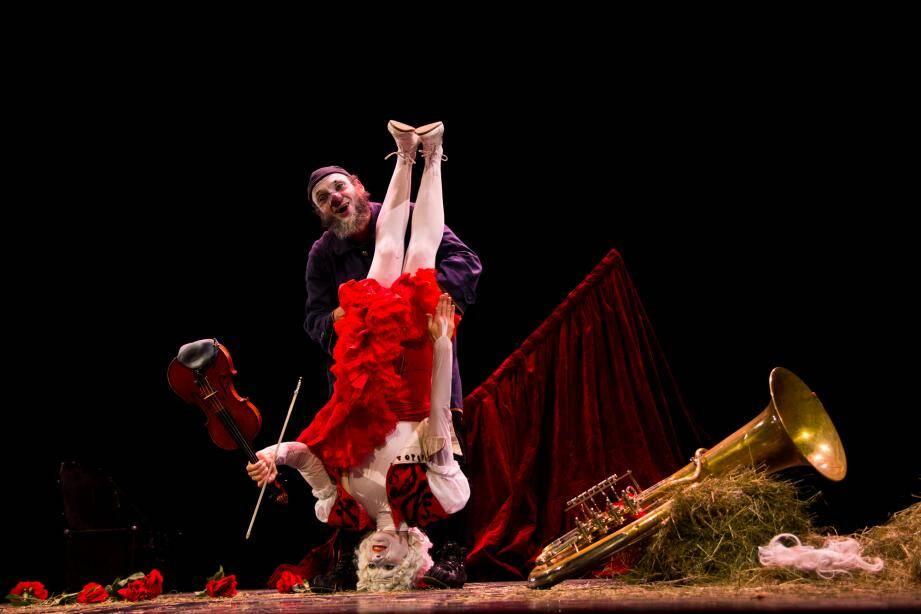 À partir d'aujourd'hui et jusqu'au dimanche 29 décembre, les clowns sont de sortie à Vence.(DR)