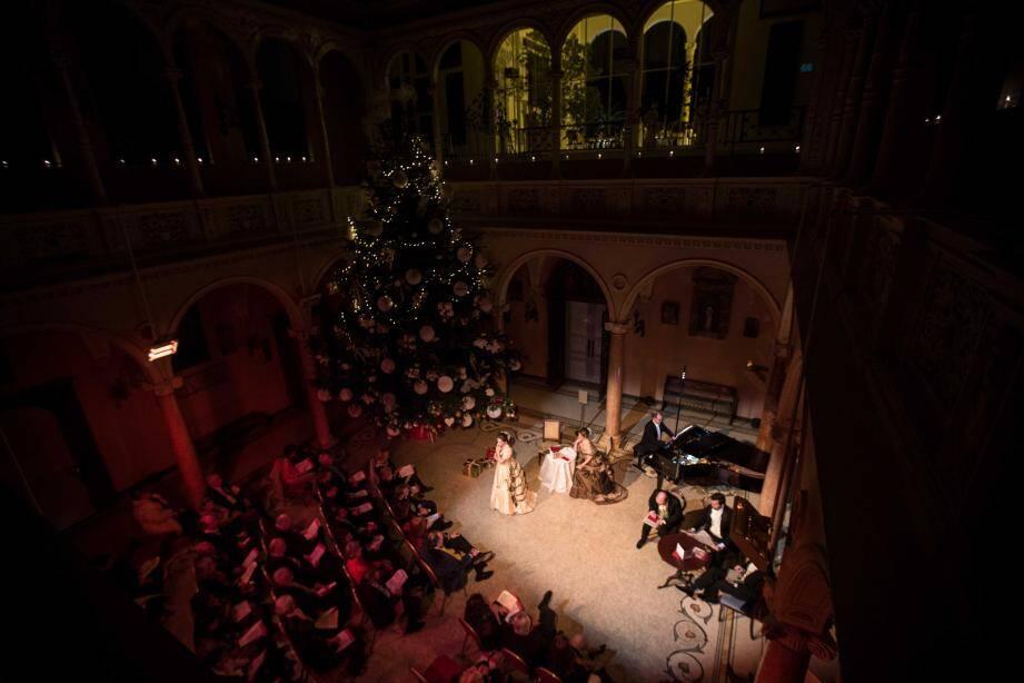 Une soirée inscrite dans la tradition des opéras de chambre est à l'affiche demain soir.