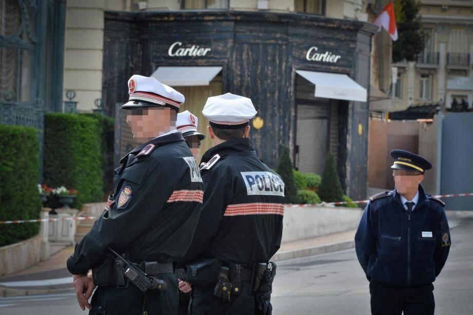 Le premier substitut Cyrielle Colle a salué « le sang-froid remarquable des policiers ».