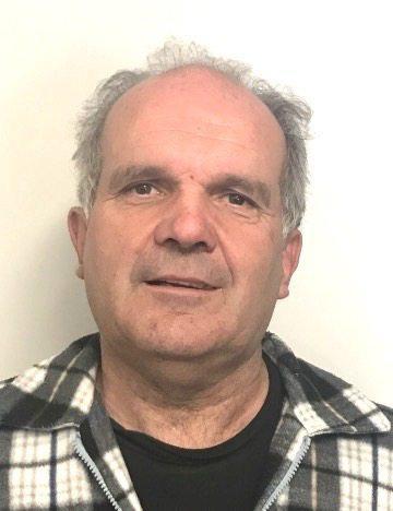 Claude Marius, 61 ans, a été vu pour la dernière fois le 2 décembre sur un parking au niveau du chemin de la Levade. (DR)