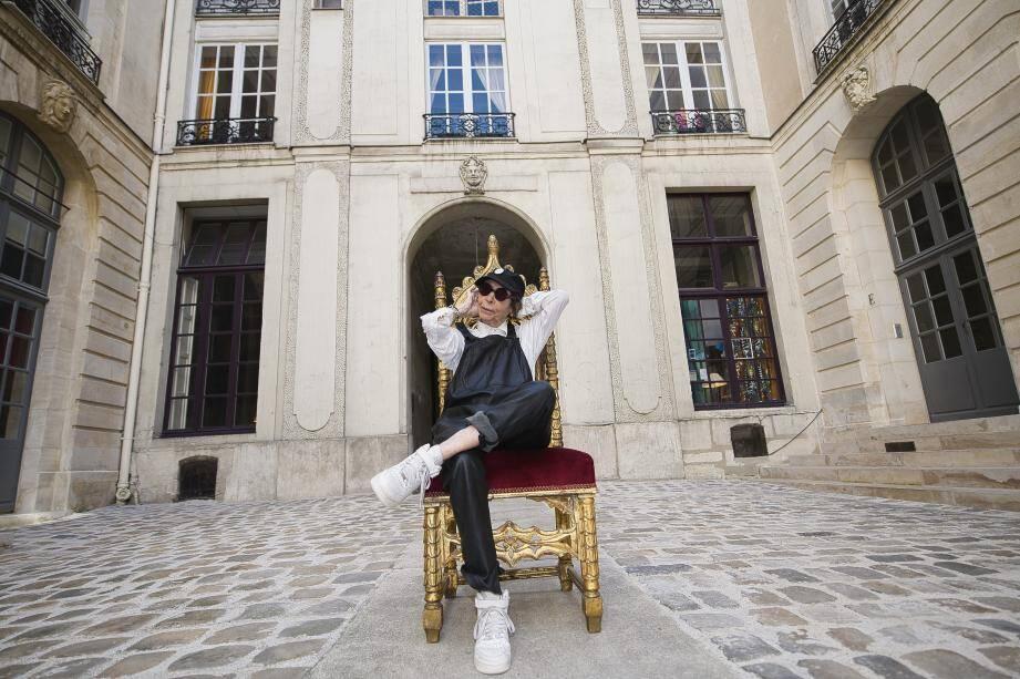 L'interprète du Nougat et Y'a des Zazous, avec -M-, sera sur scène pour chanter ses classiques et son nouvel album en préparation, Terre neuve.