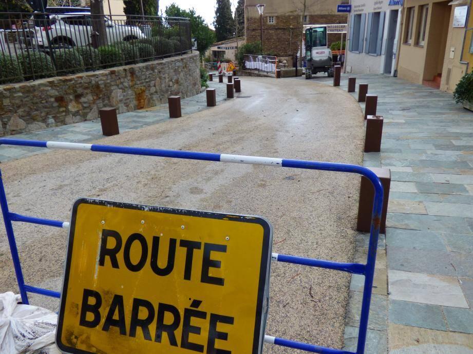 Quatre semaines de répit pour les riverains et commerçants qui retrouveront un boulevard des Aliziers flambant neuf à la fin du mois de janvier.