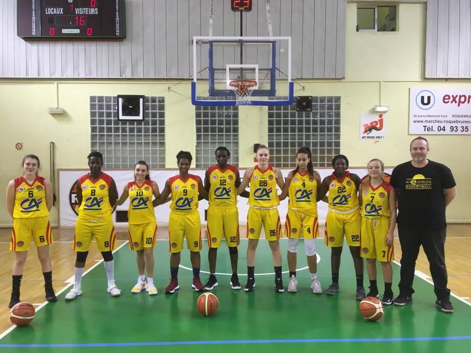 L'équipe première.