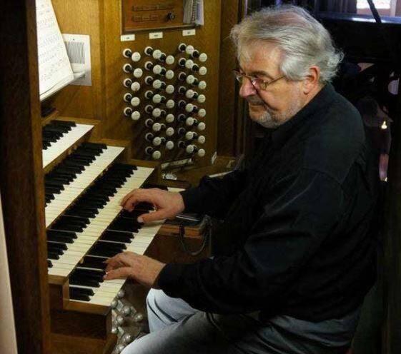 Michel Robert, un disciple de Pierre Cochereau et René Saorgin, en concert ce dimanche à N.-D. de Bon Voyage.