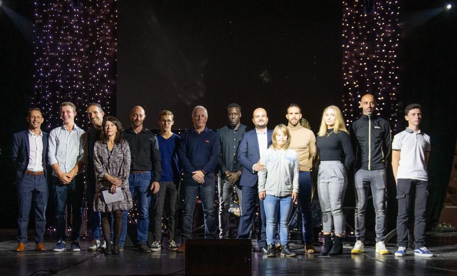 à l'Amsl, l'année 2019 aura été marquée par de très belles performances d'ensemble.