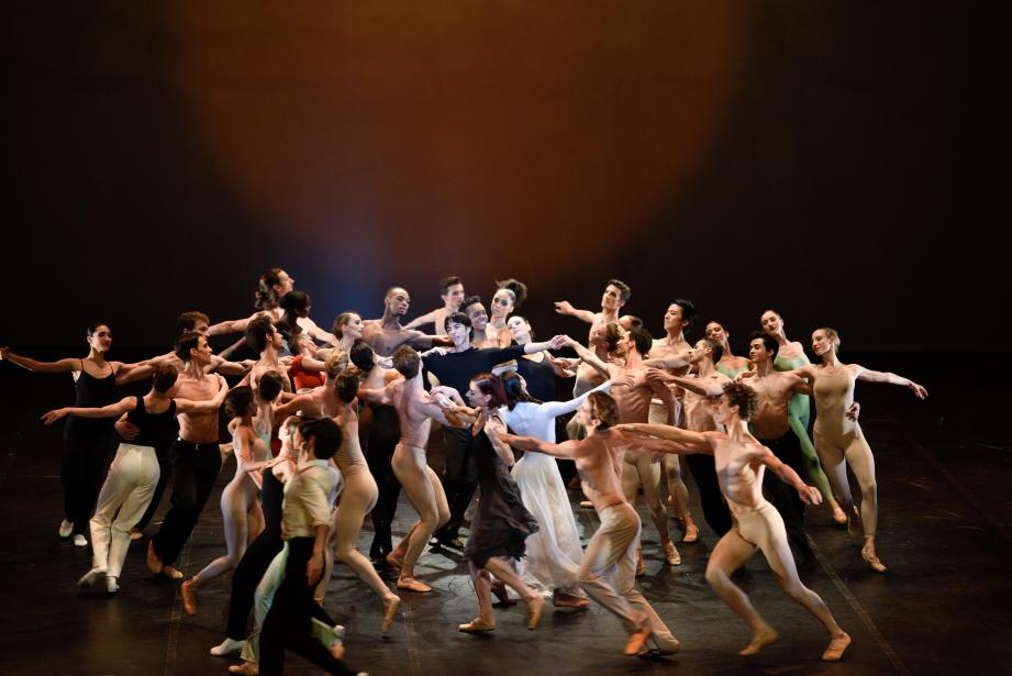 La venue du Lausanne Béjart Ballet au festival de danse de Cannes a constitué un événement.