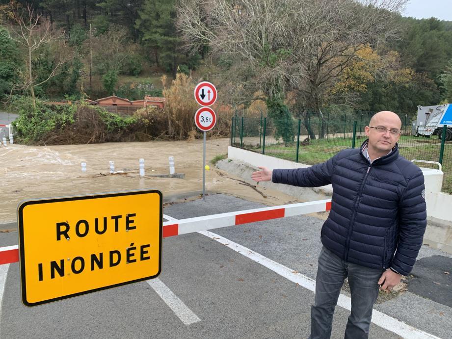 Patrice Auran, dirigeant de l'entreprise YesssElectrique, ne cache pas son inquiétude.