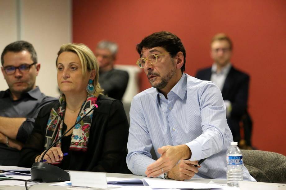 Le président du SMA, Olivier Audibert-Troin, n'a pas réussi à obtenir les délais espérés pour avancer sur la mise en sécurité des cours d'eau.