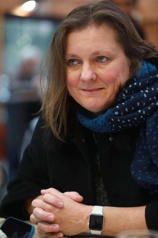 Séverine Mullie a demandé l'investiture LREM « à titre personnel ».