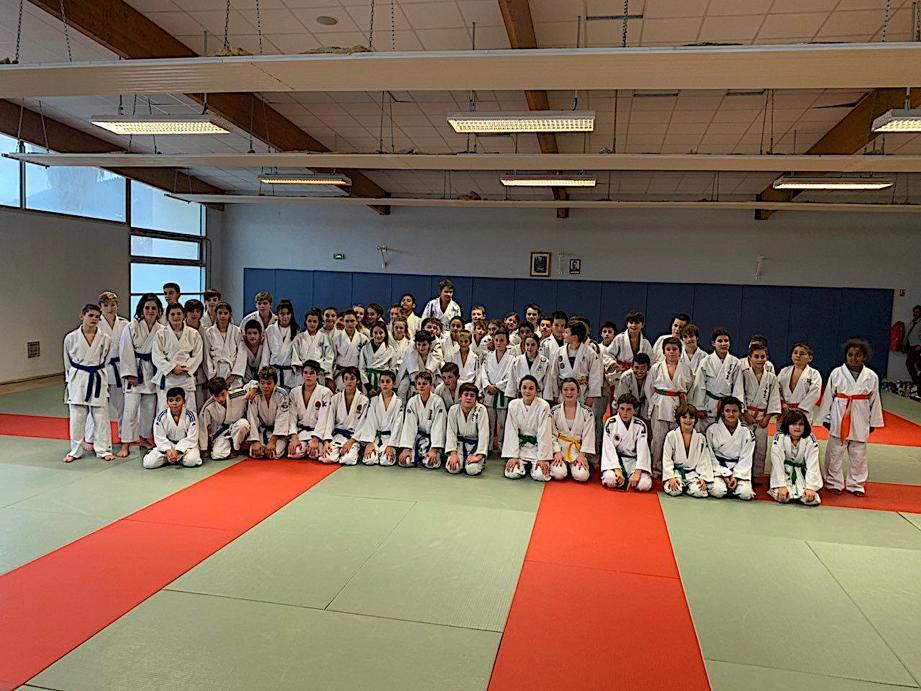 Le JCCV récemment à l'entraînement à La Crau.