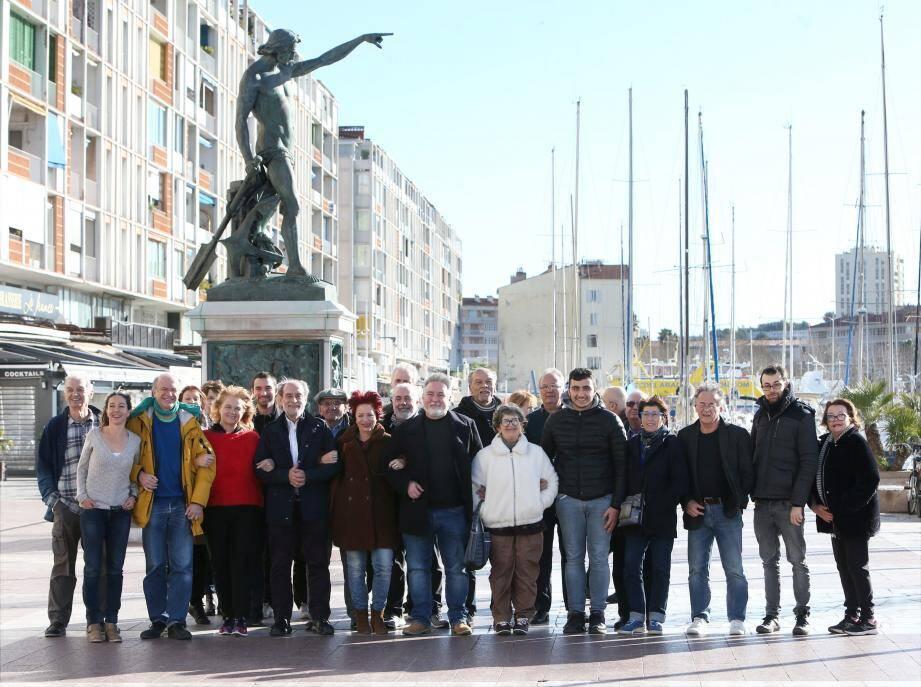 Toulon en commun veut « changer la ville grâce à une démarche citoyenne et populaire ».