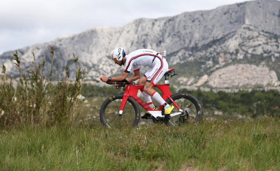 Les élus de Gattières expliquent ne tirer aucun bénéfice du passage de l'Ironman sur la commune.(DR)