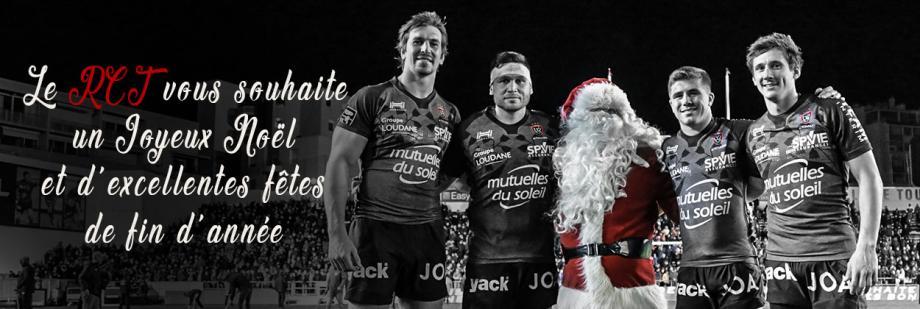 Fort d'un début de saison réussi, les Toulonnais peuvent encore croire au Père Noël...