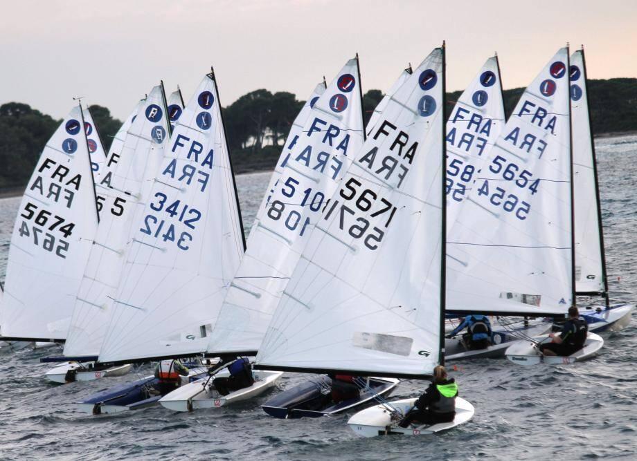 La classe « Europe » animera la baie de Cannes.