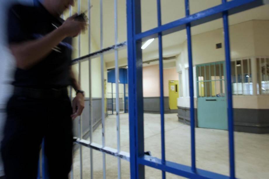 Échappé de la prison de Grasse, l'homme a été retrouvé trois semaines plus tard. (Photo Jean-François Ottonello