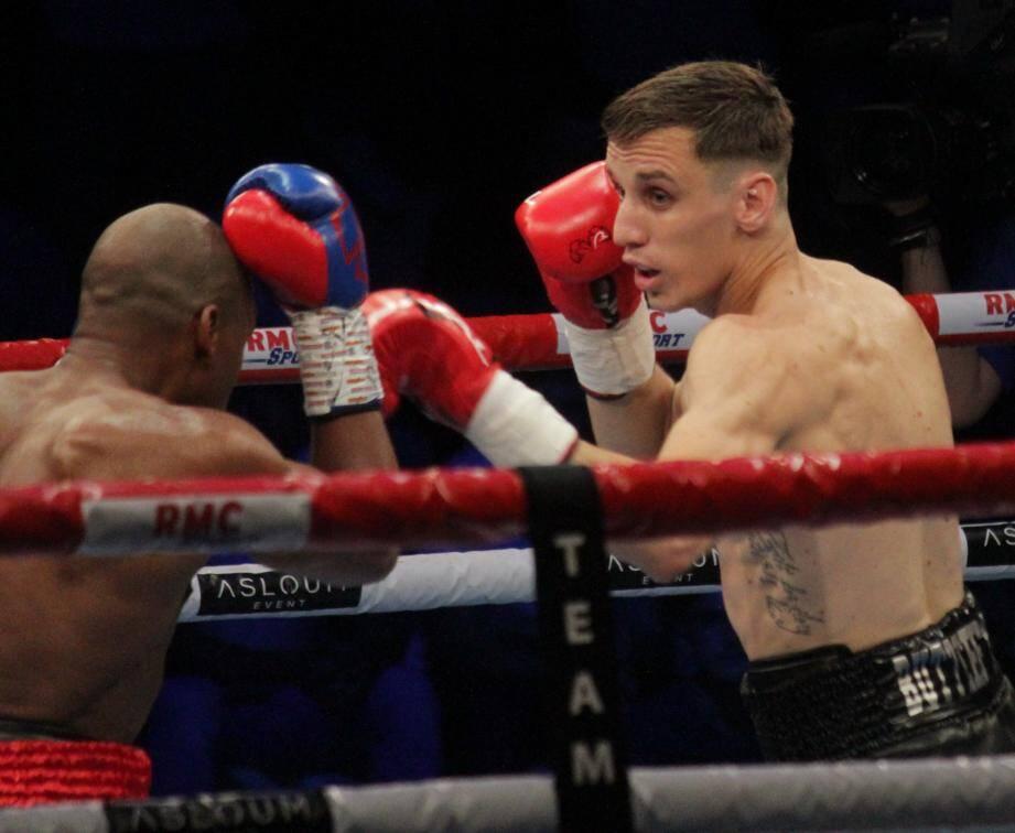 Dylan Charrat va disputer, ce soir, son 21e combat professionnel.