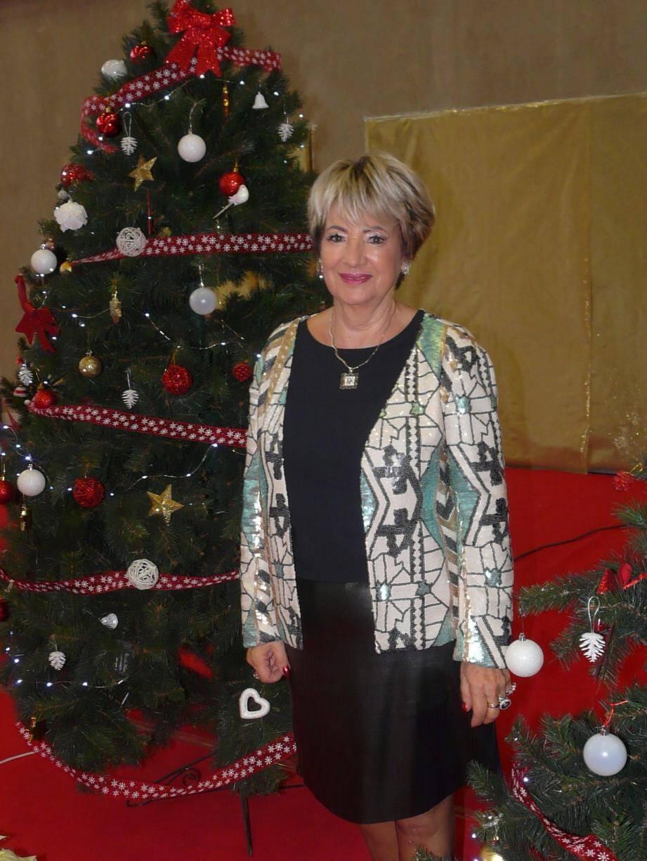 Josette Blanc, directrice du CCAS et adjointe aux affaires sociales.