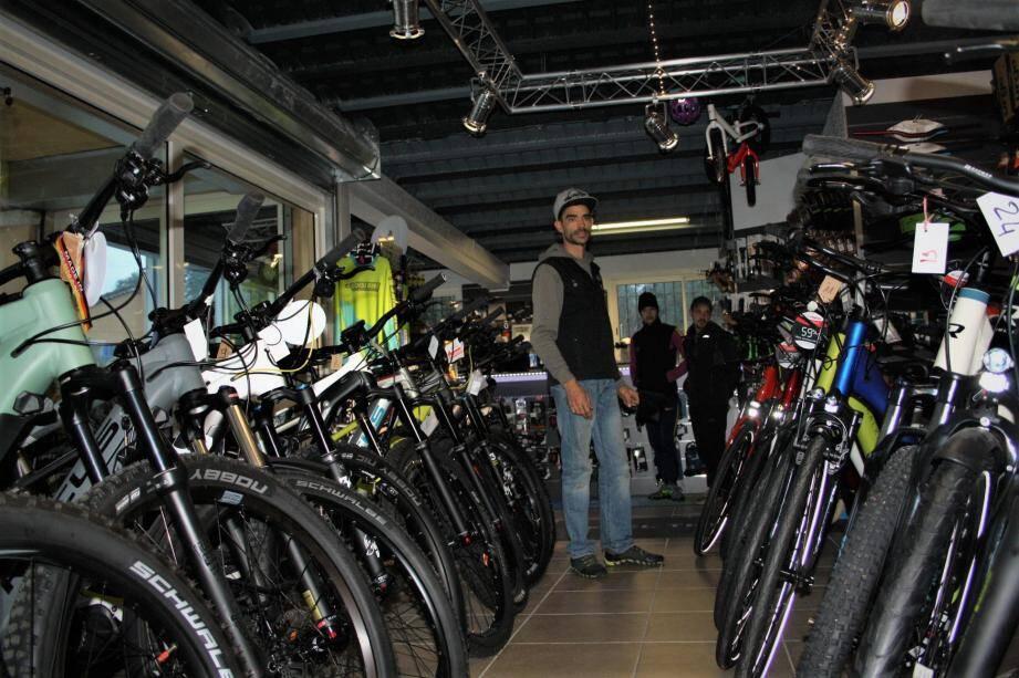 Loisibike, l'antre du vélo où vous trouverez celui qui convient à vos déplacements.