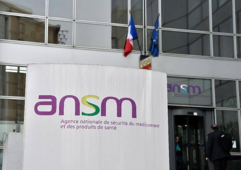 Siège de l'ANSM à Paris