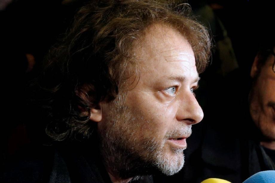 Christophe Ruggia, le 21 octobre 2015 à Paris