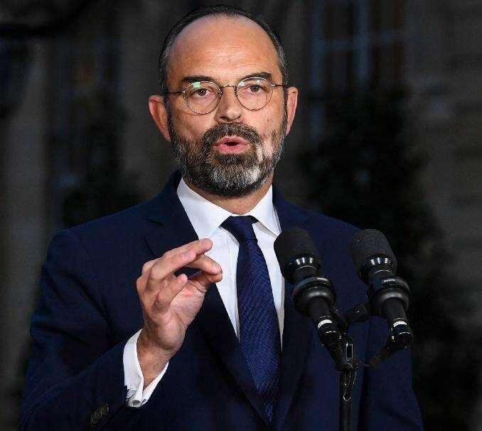 Edouard Philippe, à Paris, le 6 décembre 2019.