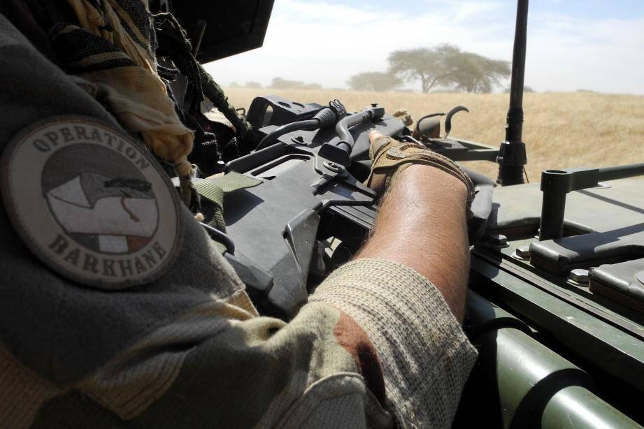 Quelque quatre mille militaires français sont déployés au Sahel pour l'opération antidjihadiste Barkhane.