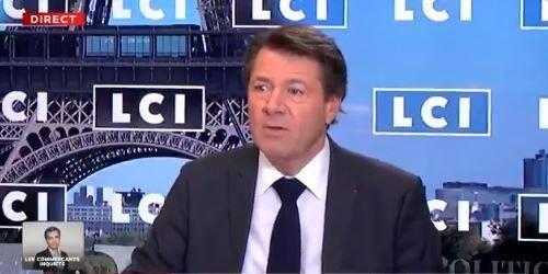 Christian Estrosi estime que l'Etat est responsable des inondations qui ont touché le Sud de la France.