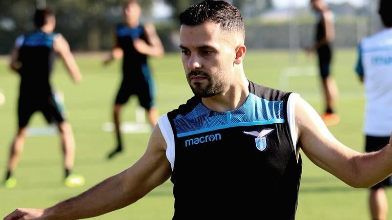 Riza Durmisi n'a pas joué une seule minute avec la Lazio cette saison.