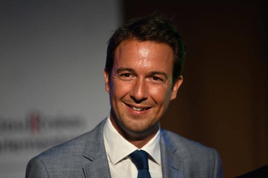 Le député LR Guillaume Peltier