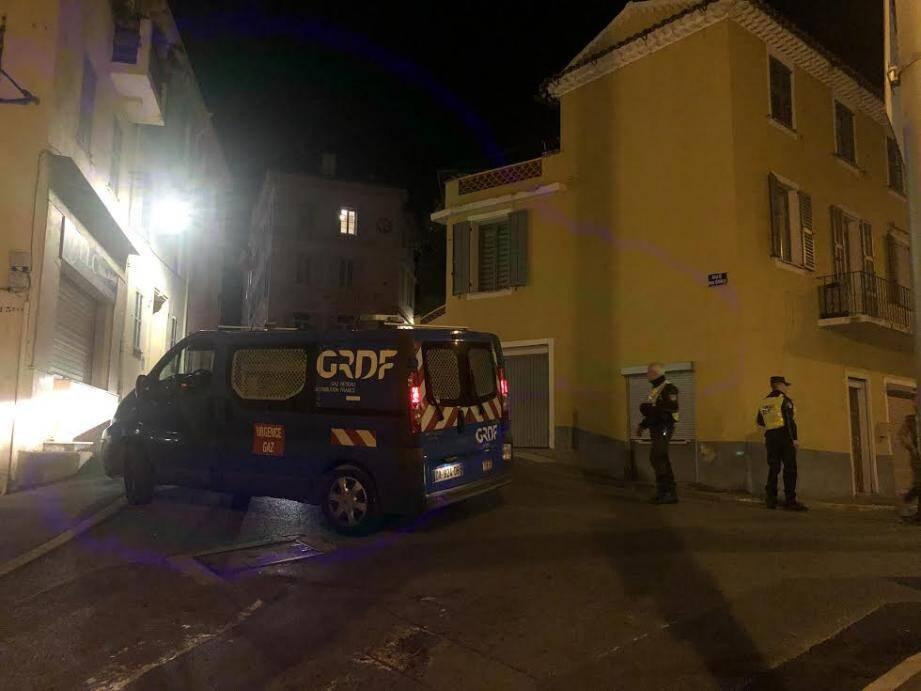 Une fuite de gaz est fortement suspectée dans le centre de Cagnes-sur-Mer.
