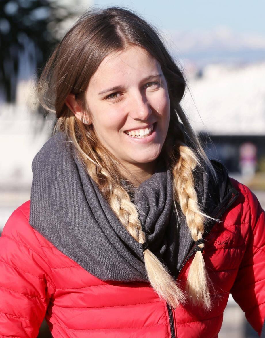 Julia Pereira retrouve le circuit mondial.