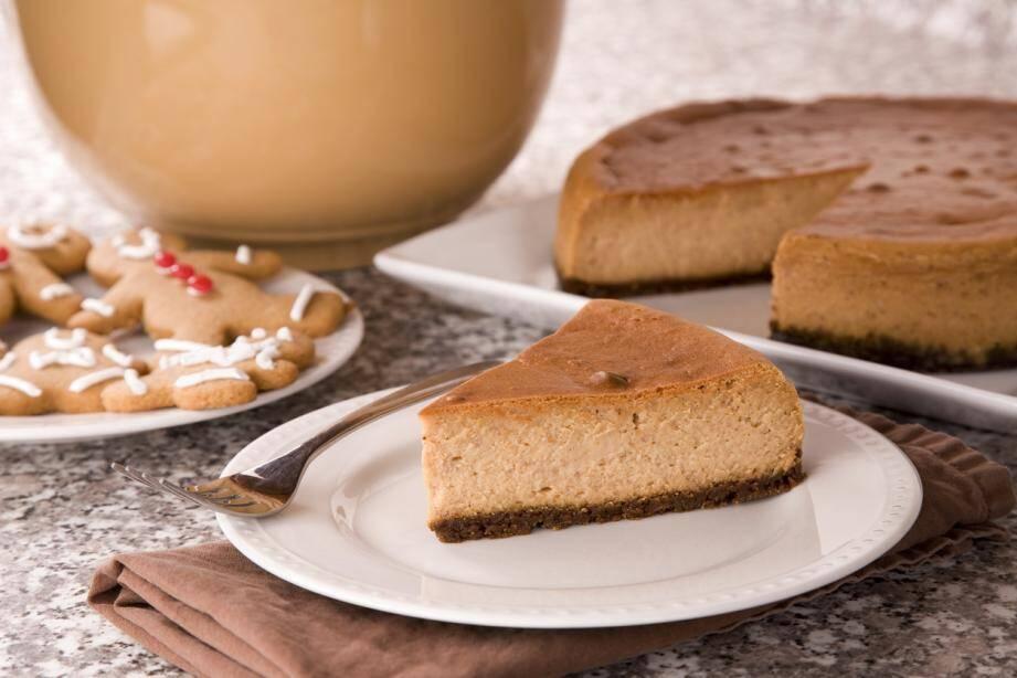 LA RECETTE DU JOUR. Cheesecake aux marrons