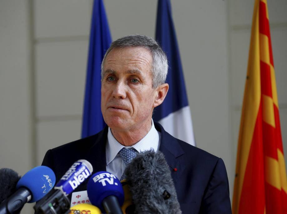 François Molins.