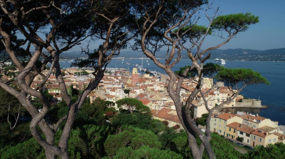 Saint-Tropez.