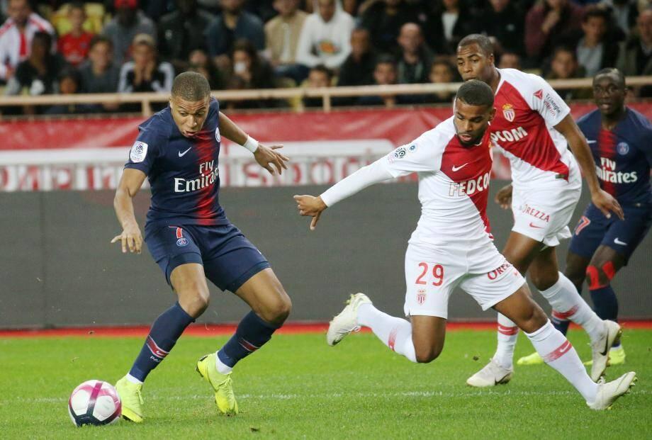 Le match entre l'AS Monaco et le PSG est annulé ce dimanche.