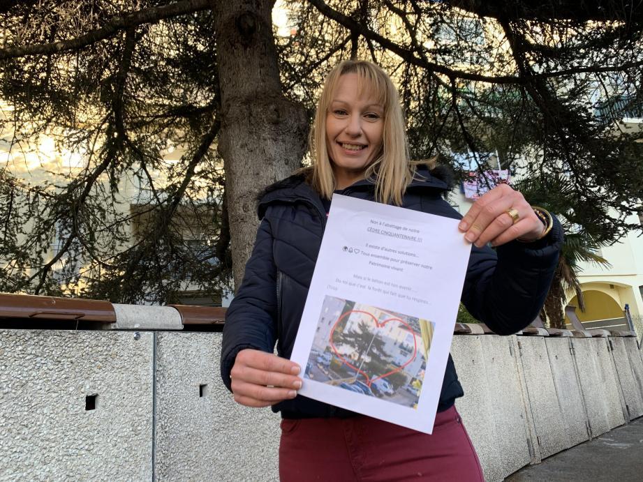 La pétition, initiée par Aurore Klewiec, a déjà obtenu plus de 200 signatures.