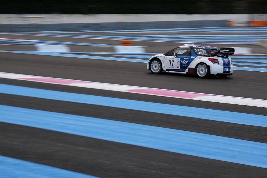 Valtteri Bottas : deuxième départ en rallye, première victoire au Castellet !
