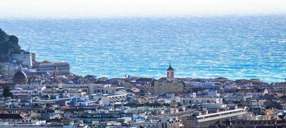 La vigilance orange est de mise entre 10h et 16h sur la Côte d'Azur.