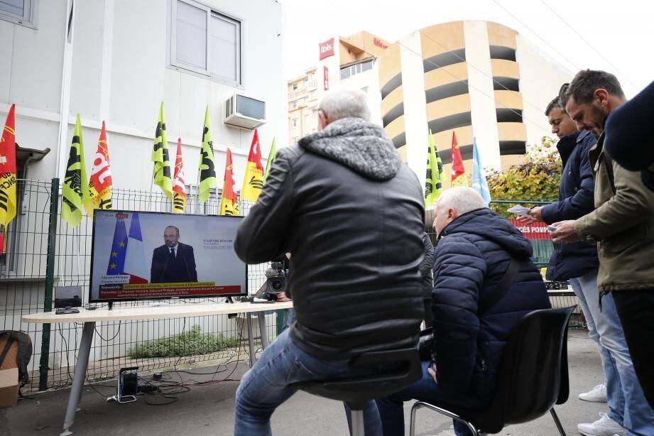 Loin de se rallier aux aménagements de la réforme des retraites présentés par le Premier ministre Edouard Philippe, les cheminots réunis ce mercredi en assemblée générale sont toujours aussi remontés.