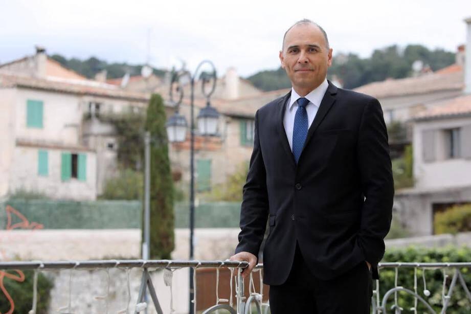 Le maire de La Colle-sur-Loup Jean-Bernard Mion brigue un nouveau mandat.