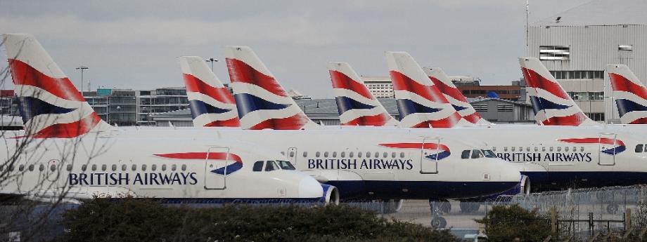 British Airways a annoncé la suspension de tous ses vols vers et en provenance de Chine