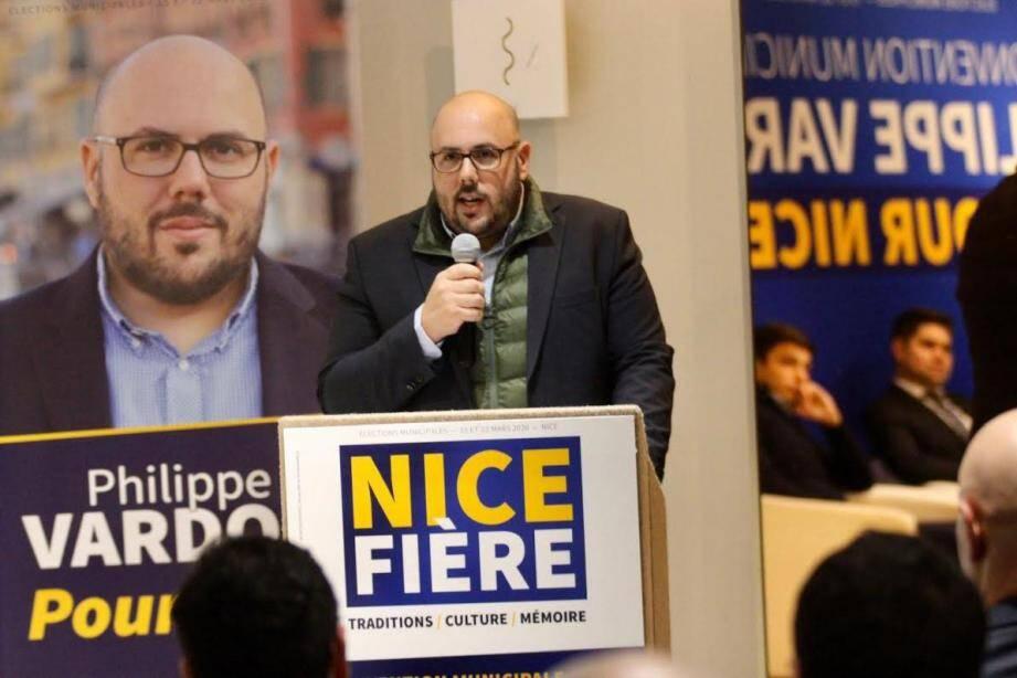 Le candidat RN veut notamment créer un festival de la Russie et de la russophonie à Nice.(DR)