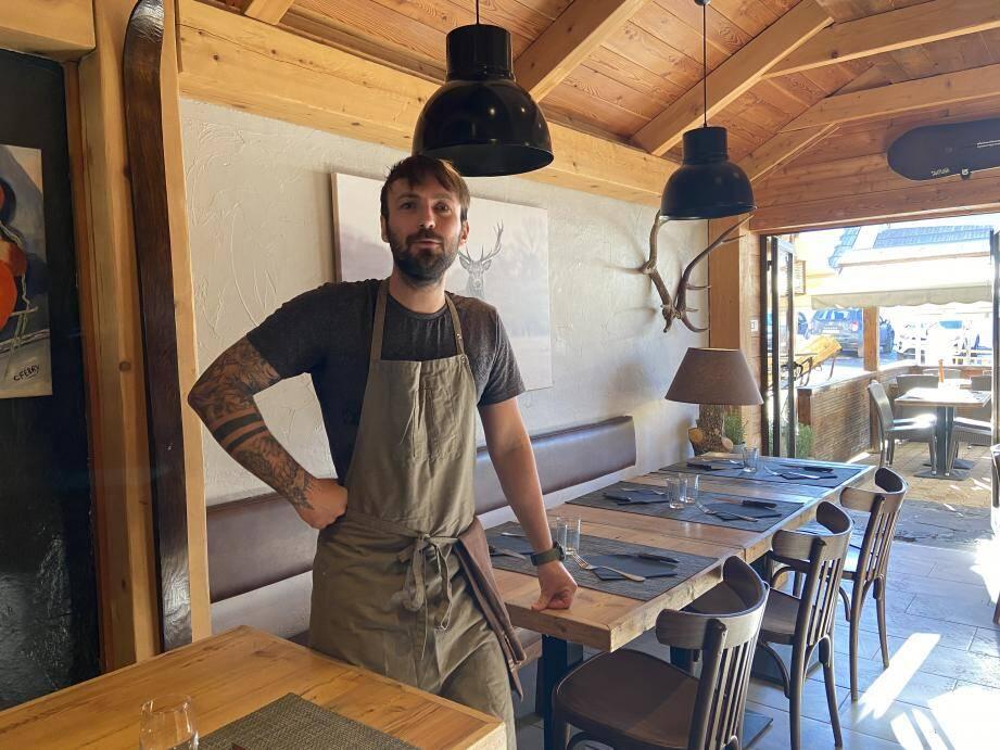Julien Abad tient son établissement depuis huit ans.(DR)