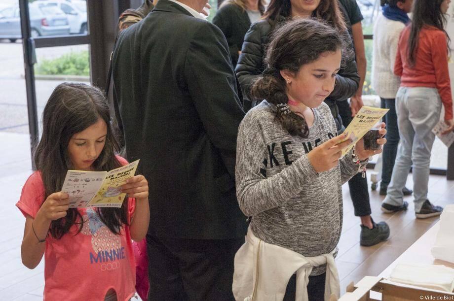 Les ados du centre de loiris vont créer une vision digitale du DICRIM Jeunes.