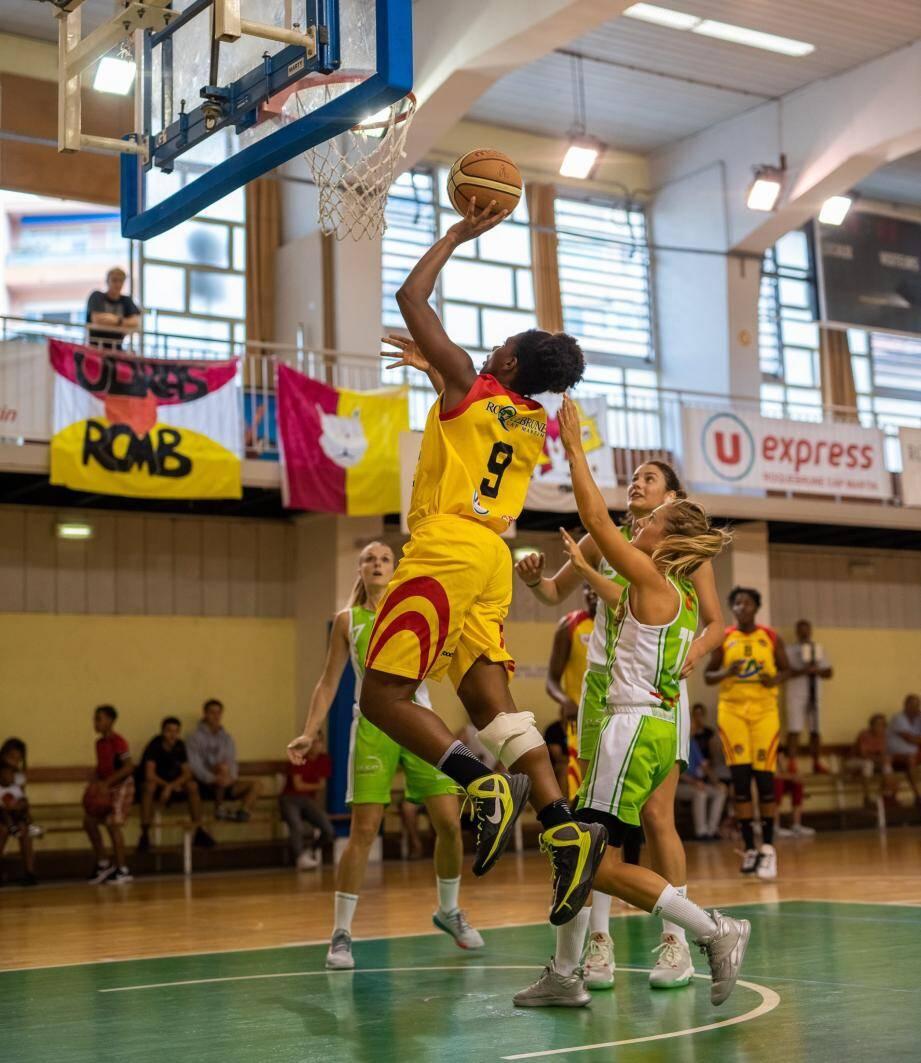 Roquebrune s'est donné de l'air avec une troisième victoire.