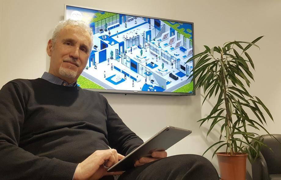 Activ Browser Technology va accélérer l'introduction de nouvelles fonctionnalités sur la plateforme Virgo (Go Virtual) développée par Solar Games, souligne François Raffet.(D.R.)
