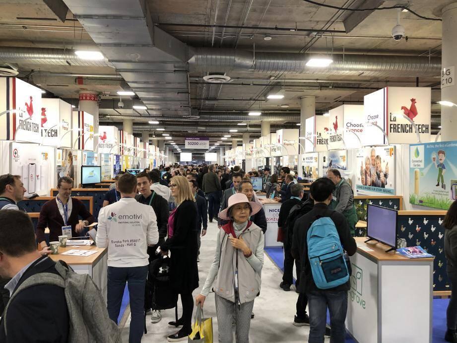 A Las Vegas, pendant quatre jours, venus des quatre coins de la planète, les visiteurs du Consumer Electronics Show parlent tous la même langue : celle de l'innovation.