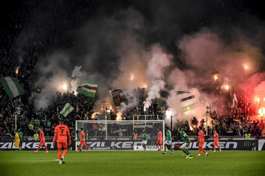 Saint-Etienne-PSG (15 décembre) n'est pas passé...
